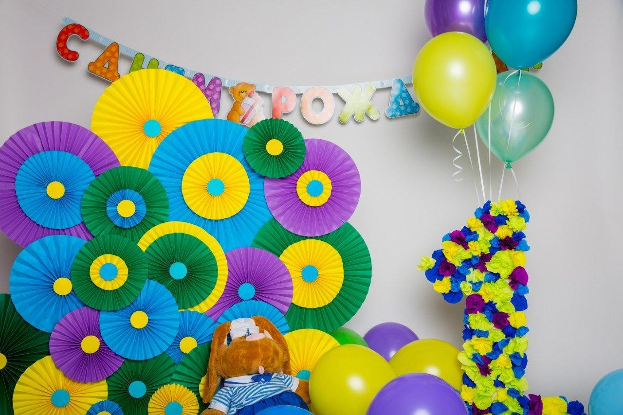 Декор на день рождения ребенка
