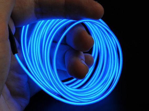 Неоновая трубка 12 вольт своими руками